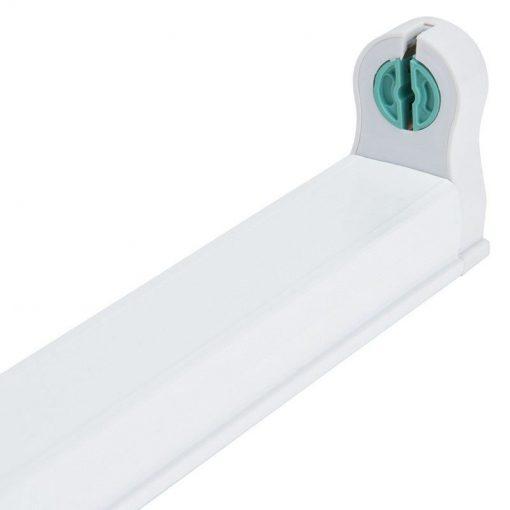 Conexión de la regleta para tubos LED T8