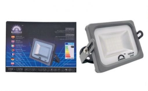 Proyector de exterior LED de 15W Osram con caja
