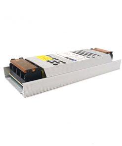 Transformador slim 12v 60W 5A vista lateral