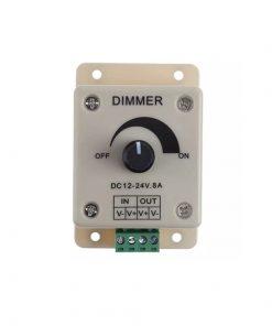 controlador manual LED 8a