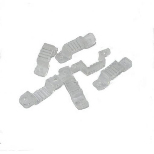 Grapa de silicona para Tiras LED 230v
