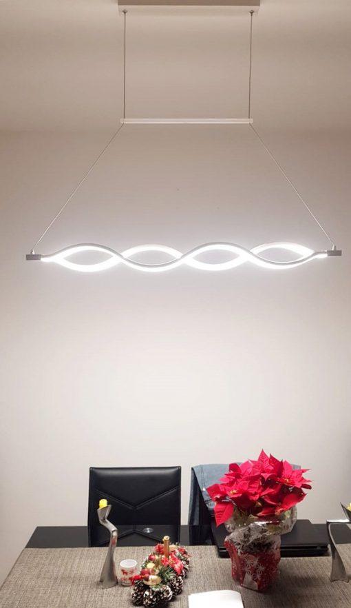 Lámpara LED de techo para comedores