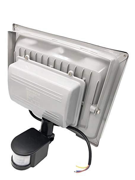 Proyector de exterior LED con sensor de movimiento