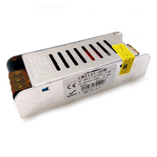 transformador de 24v para tiras de LED