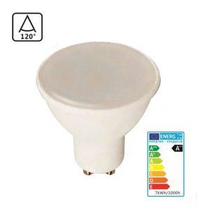 bombilla de LED gu10 doble A 120 grados de luz