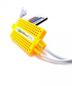 Controlador RGB Tira 230v con mando