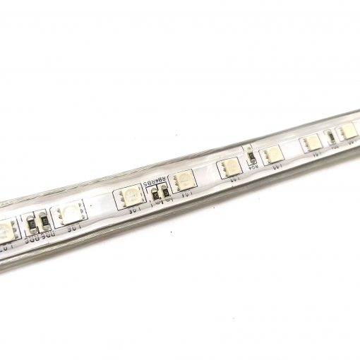 Tira de LED RGB 5050 230vAC IP65