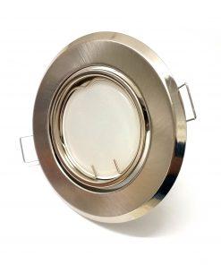 Aro acero inoxidable para bombilla de LED