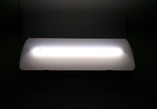 Luz de emergencia de LED encendido
