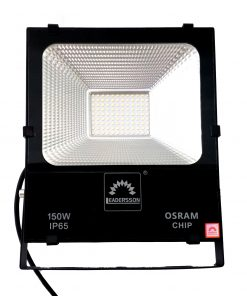 Proyector de LED exterior negro serie black Osram