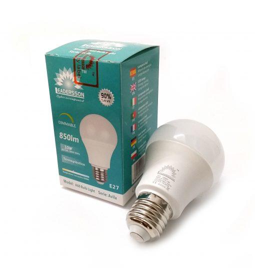Bombilla de LED E27 blanco neutro