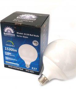 Bombilla de LED G120 E27 blanco frío