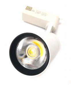 Foco proyector LED 30W monofásico Blanco