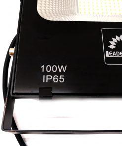 Proyector de LED exterior serie black