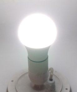 Bombilla de LED E27 blanco frío