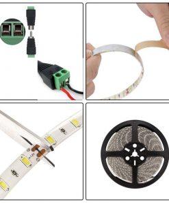Conexión tira de LED