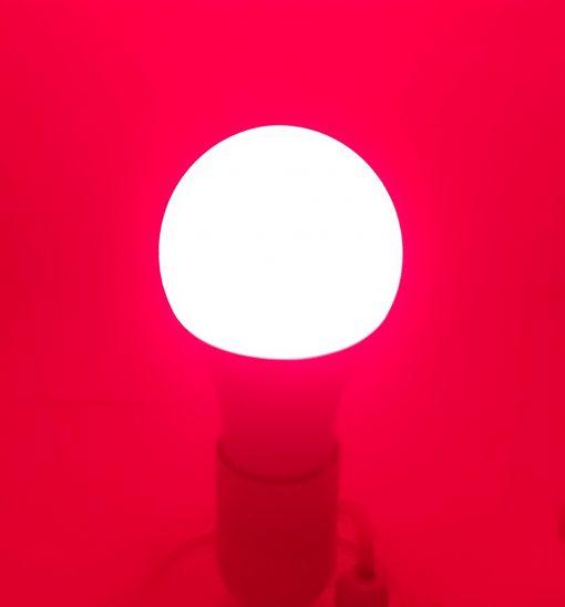 Bombilla de LED WIFI color rojo