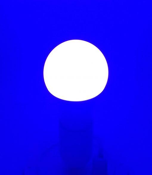 Bombilla de LED WIFI color azul
