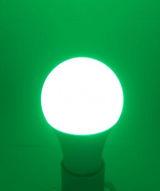 Bombilla de LED WIFI color verde