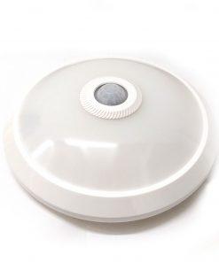 Plafón de LED con sensor de movimiento