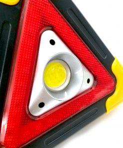 Triangulo Luz de trabajo/emergencia LED 500lm