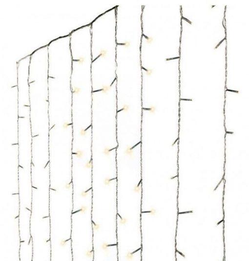 Guirnalda de LED de cortina