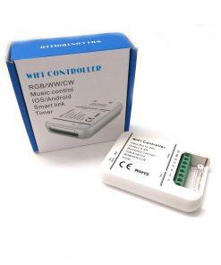 controlador WIFI para tiras LED 12 - 24v