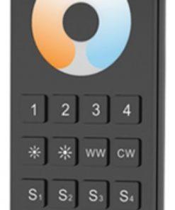 mando controlador RF para tira LED dual