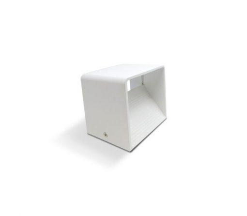 medidas del aplique LED pequeño con luz indirecta blanco