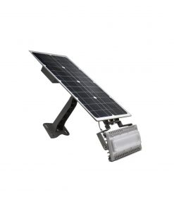FOCO PROYECTOR LED SOLAR 50W EXTERIOR