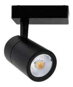 proyector LED para interior negro