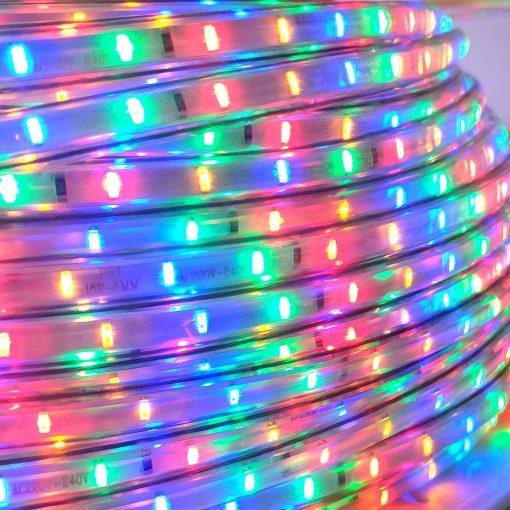 Manguera de LED 230v RGB