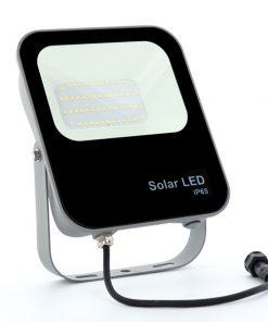 Proyector LED solar