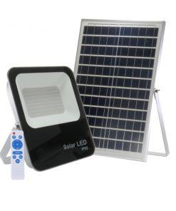 Proyector LED exterior solar con la placa 150W