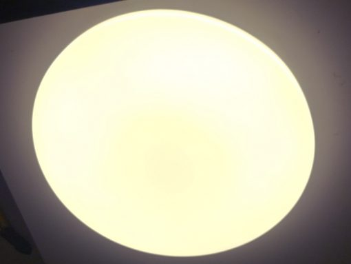 Plafón LED encendido de superficie 24w decorativo