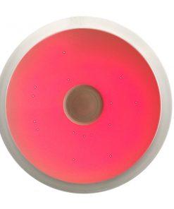 plafón con altavoces LED 36w bluetooth con mando rojo
